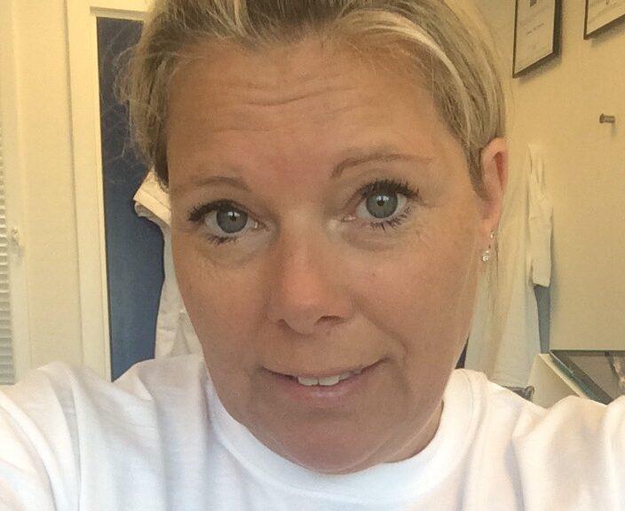 anbefaling af m-massage fraTina Parslund